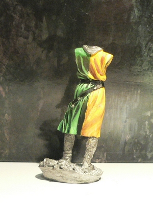 Guillaume Le Maréchal XIIe siècle [Andrea Miniatures - 54mm] P1020511