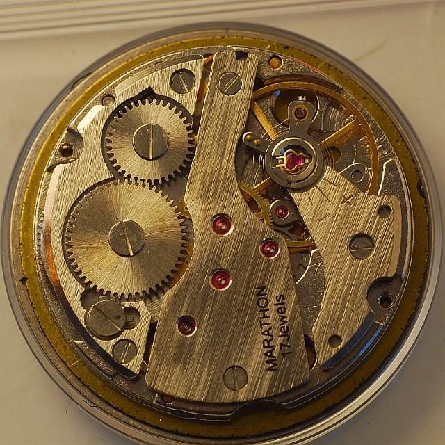 Breitling - Pour faire identifier son mouvement : C'est ici  ! Marath10