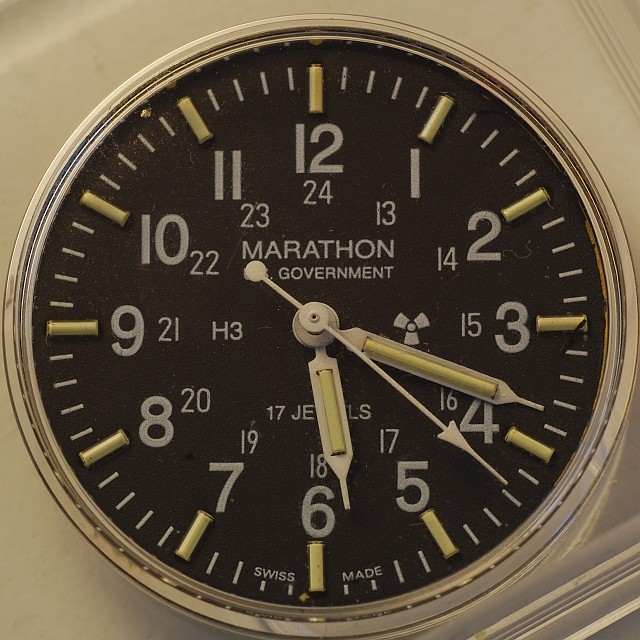 Breitling - Pour faire identifier son mouvement : C'est ici  ! Marath11