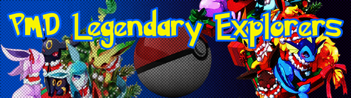 PMD: Legendary Explorers