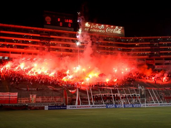 Peru ultras Trinch10