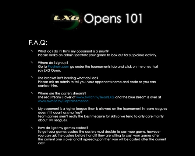 LXG Open #22 Platinum-Diamond 7/5/2012 Cafyh10