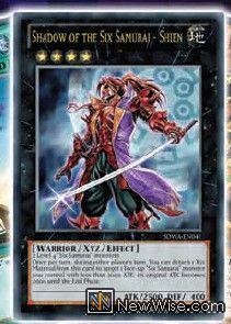 Samurai XYZ Effec Revealed Shadow10