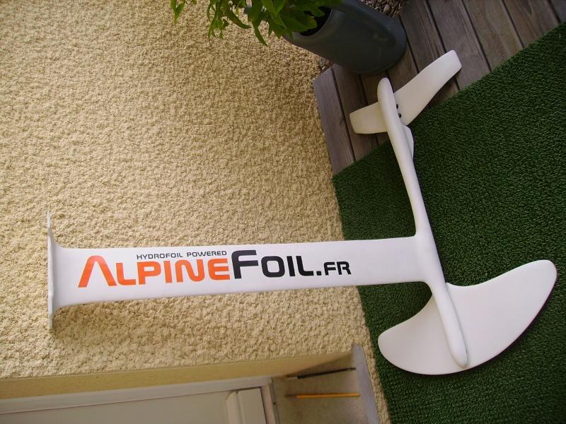 [VENDU] Alpine foil Alpine10