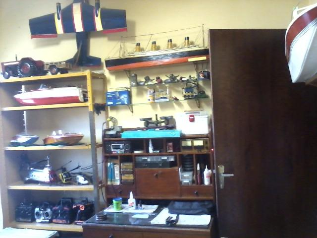Fotos das oficinas dos amigos do Caita. P21-1113