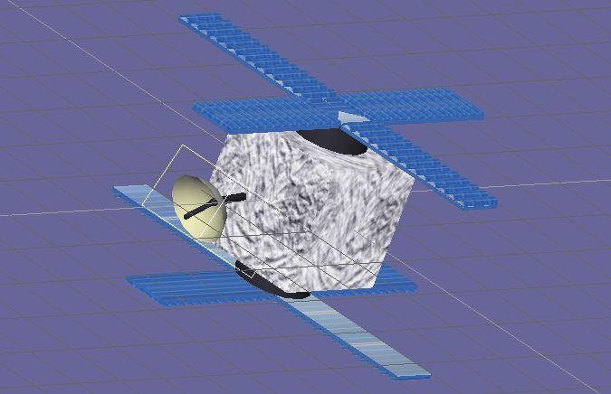 Primo satellite  Cattur11