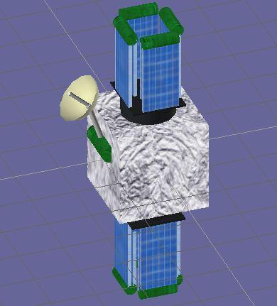 Primo satellite  Fase110