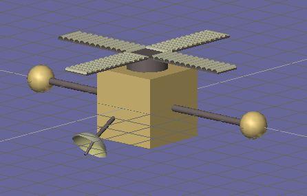 Primo satellite  Sat_110