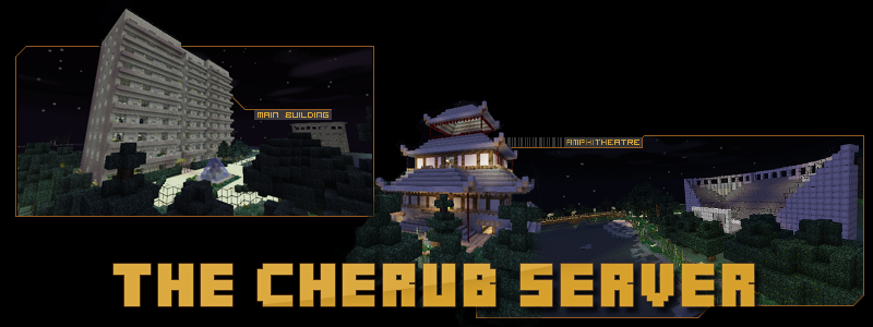 The CHERUB Minecraft Server