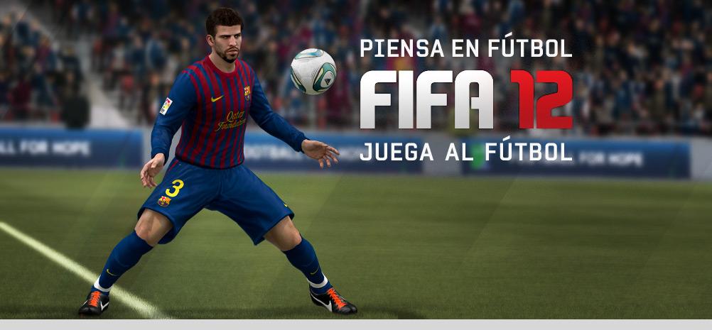 LA LIGA DE LAS ESTRELLAS FIFA12