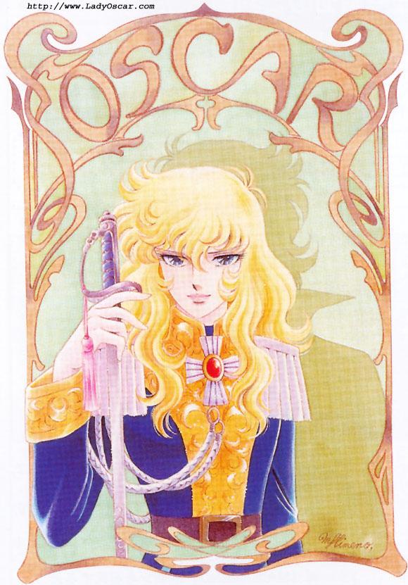 Lady oscar: La rose de Versailles 19af8f10