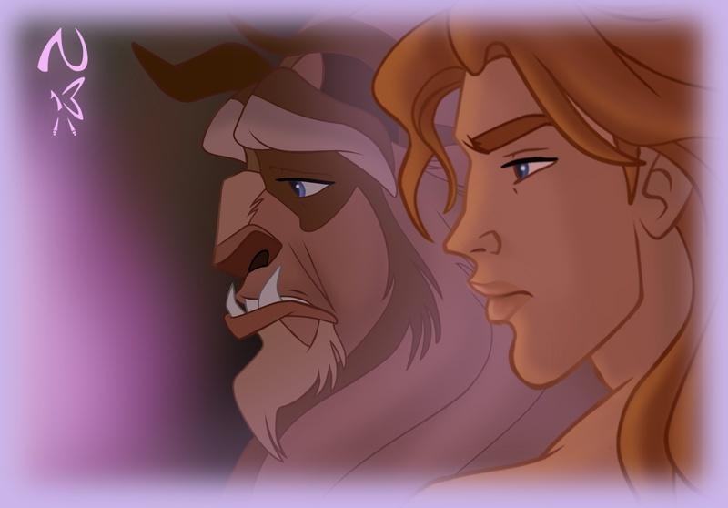 La belle et la bete Beast_10