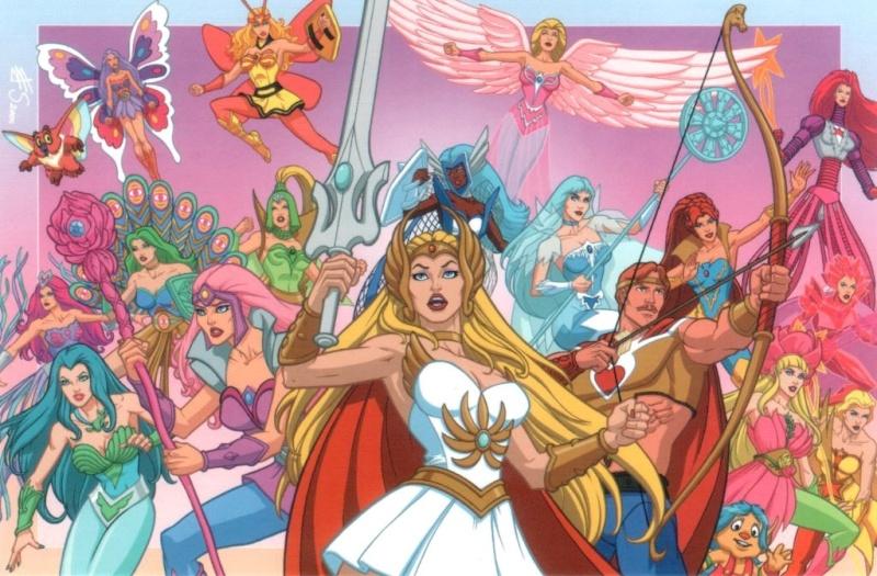 She-Ra la princesse du pouvoir She-ra10