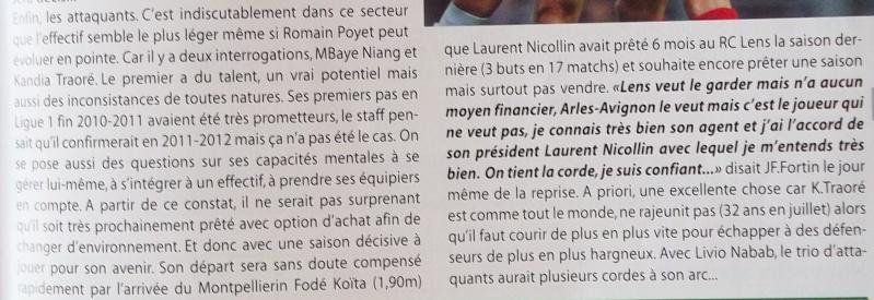 [Arrivée] Fodé Koïta / Montpellier (en prêt) 100_6017