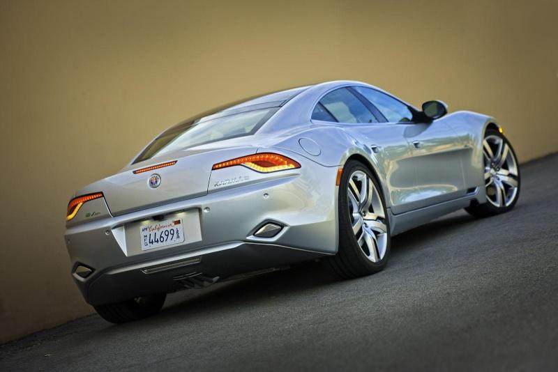 très chères automobiles électriques! Fisker11