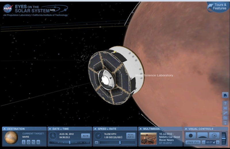 [Curiosity/MSL] en approche de Mars Image111