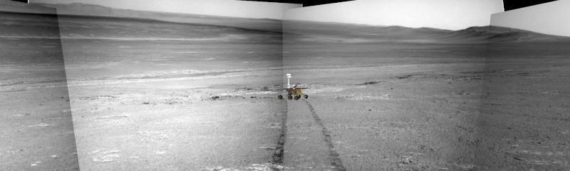 Opportunity et l'exploration du cratère Endeavour - Page 5 Image114