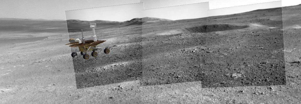 Opportunity et l'exploration du cratère Endeavour - Page 4 Image214