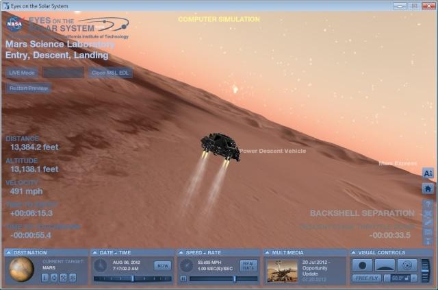 [Curiosity/MSL] Atterrissage sur Mars le 6 août 2012, 7h31 - Page 2 Image216