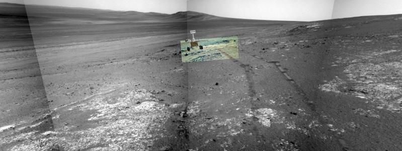 Opportunity et l'exploration du cratère Endeavour - Page 5 Image217
