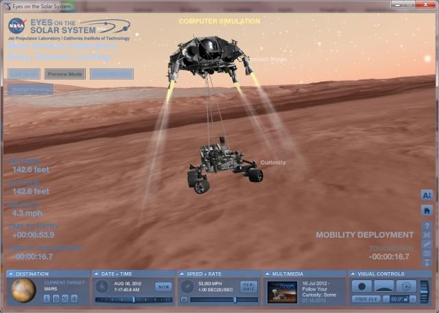 [Curiosity/MSL] Atterrissage sur Mars le 6 août 2012, 7h31 - Page 2 Image510