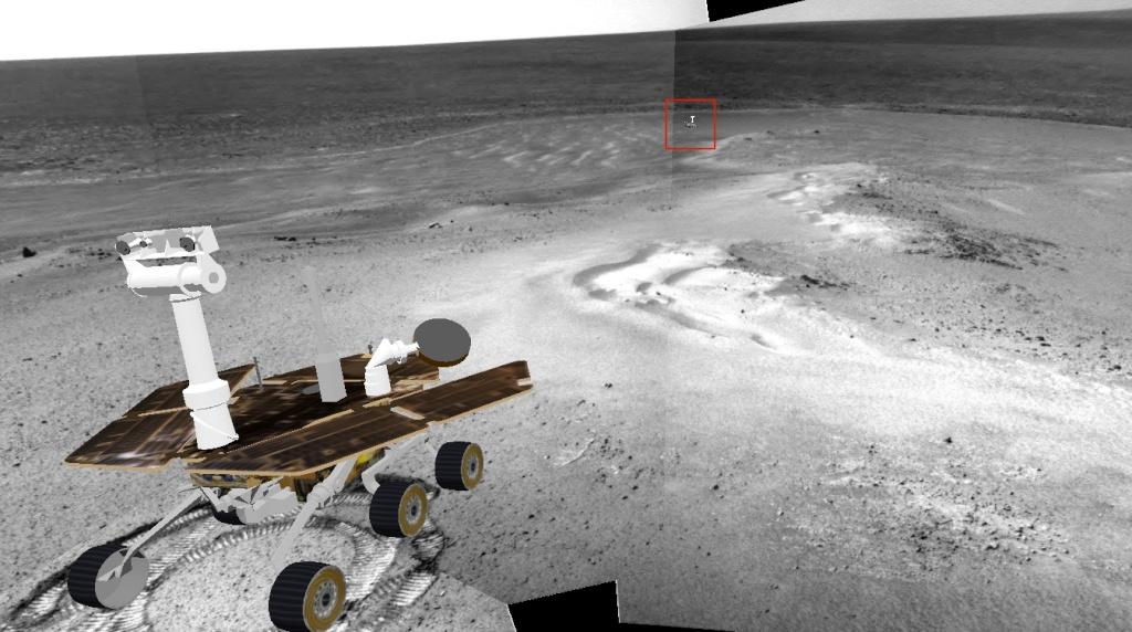 Opportunity et l'exploration du cratère Endeavour - Page 4 Image610
