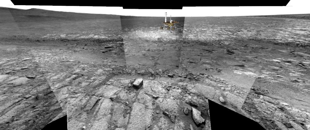 Opportunity et l'exploration du cratère Endeavour - Page 4 Image611