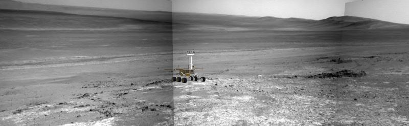 Opportunity et l'exploration du cratère Endeavour - Page 5 Image911