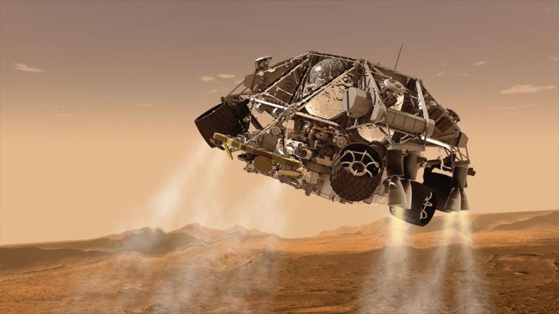 [Curiosity/MSL] Atterrissage sur Mars le 6 août 2012, 7h31 Pia14812