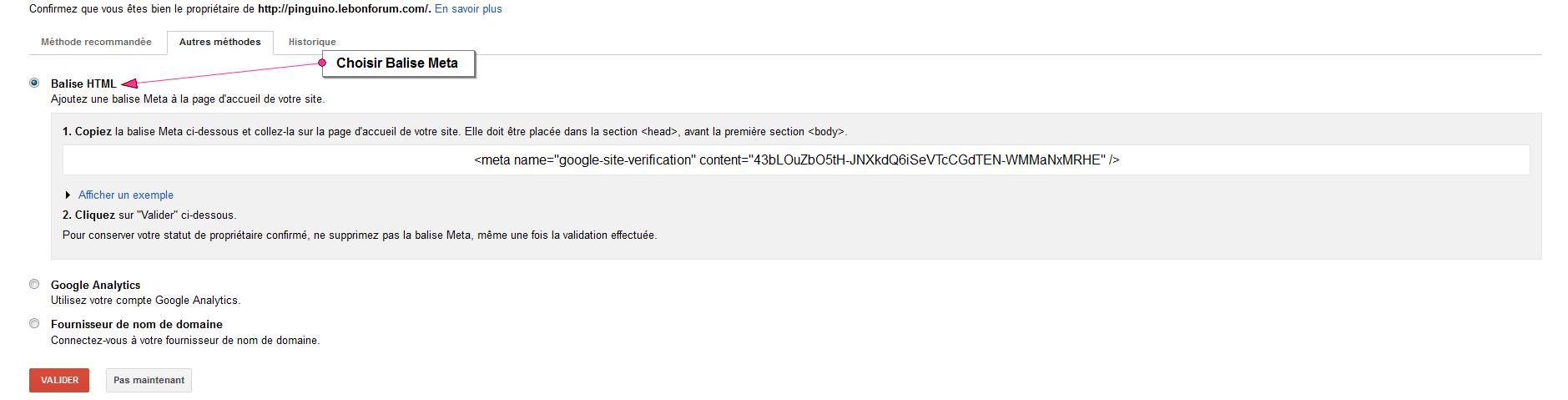 Nettoyer son forum après une alerte Google Outils13