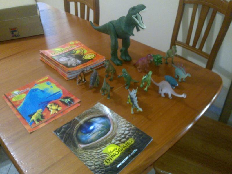 Vendo modellini Disney Dinosauri 28062010