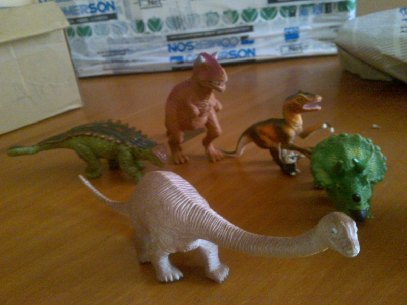 Vendo modellini Disney Dinosauri 30062039