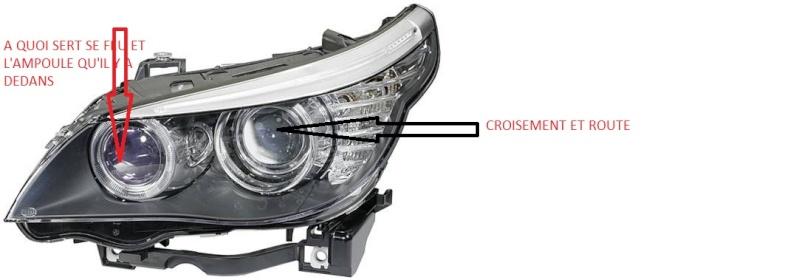 [BMW 535 d E60] Ampoule de phare avant G95516