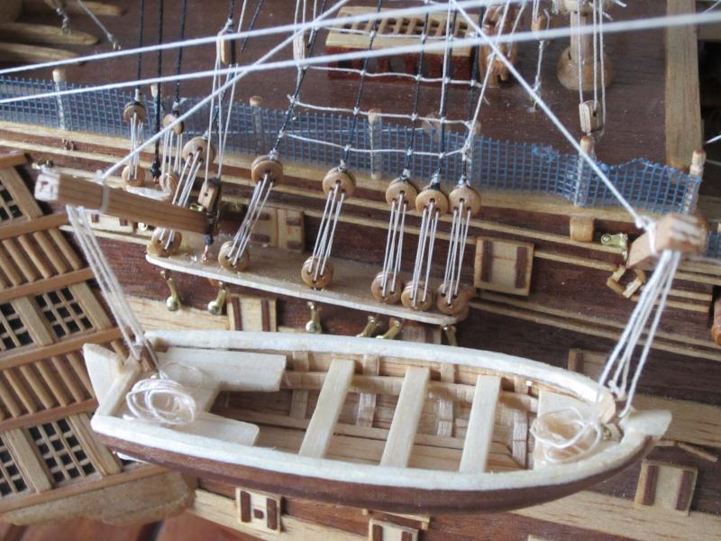 Le HMS Victory au 1/98 de mantua  - Page 2 00711
