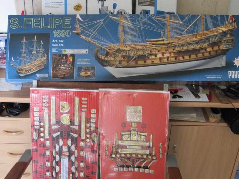 Le HMS Victory au 1/98 de mantua  - Page 2 01010