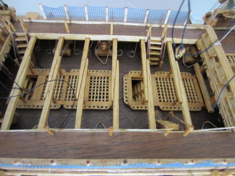 Le HMS Victory au 1/98 de mantua  Bateau27