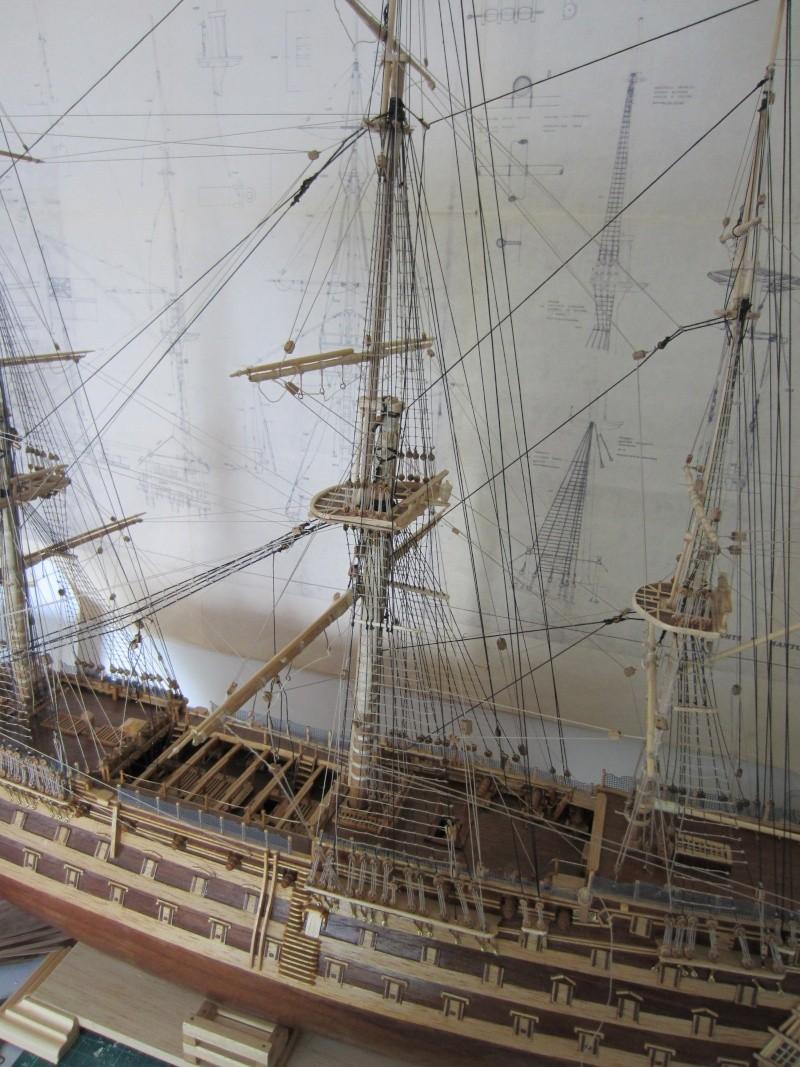 Le HMS Victory au 1/98 de mantua  Bateau30
