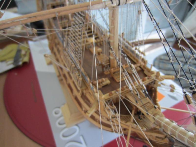 Le HMS Victory au 1/98 de mantua  Bateau31