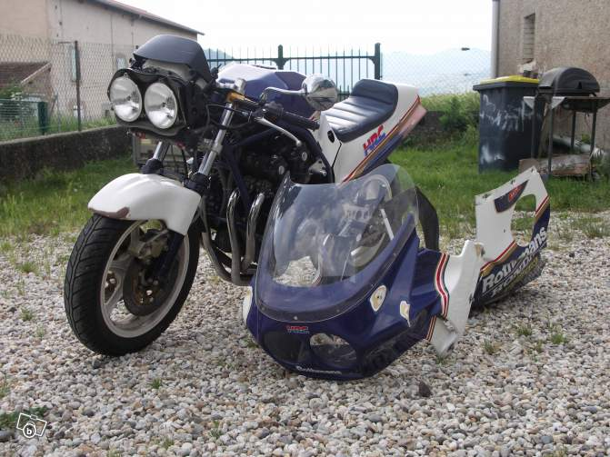 [Oldies] Inventaire des motos françaises artisanales  - Page 3 91497310