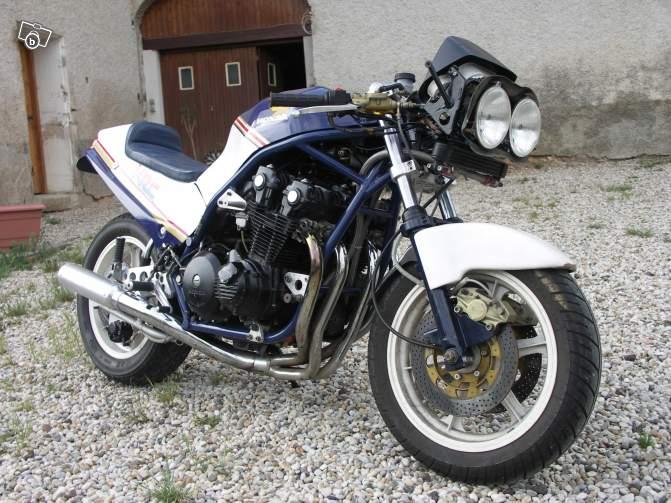 [Oldies] Inventaire des motos françaises artisanales  - Page 3 91556110