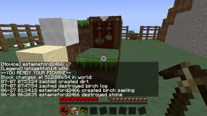 Griefed Again... 2012-012