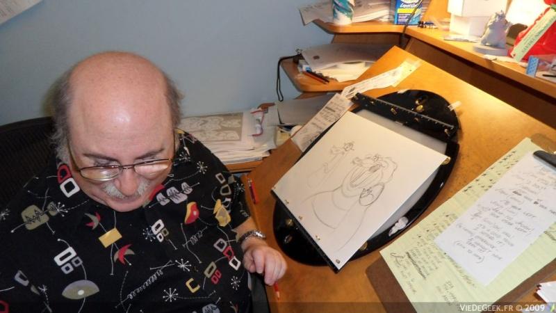 Melody of Disney, court métrage en préparation : les dessins d'animation, layout, et autres... . Sam_0010