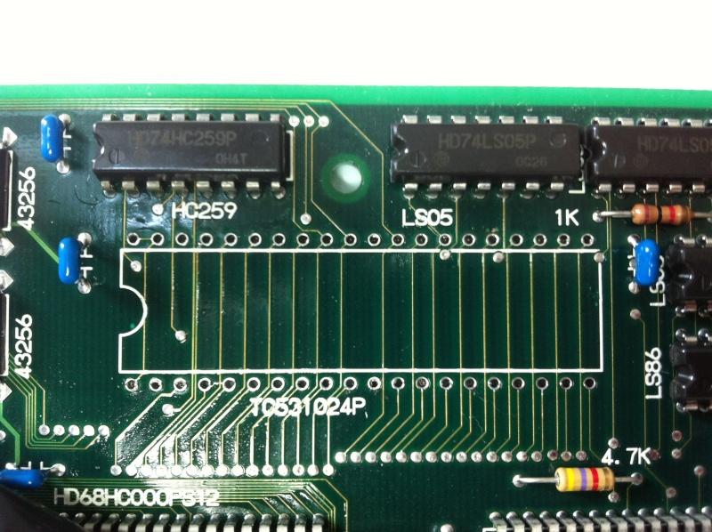 TUTO INSTALLATION UNIVERSE BIOS 3.0 NEO GEO AES 3-3 (serial:021239) Img_1029