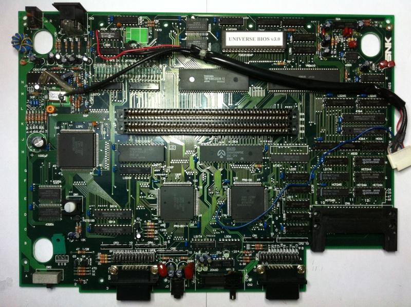TUTO INSTALLATION UNIVERSE BIOS 3.0 NEO GEO AES 3-3 (serial:021239) Img_1033