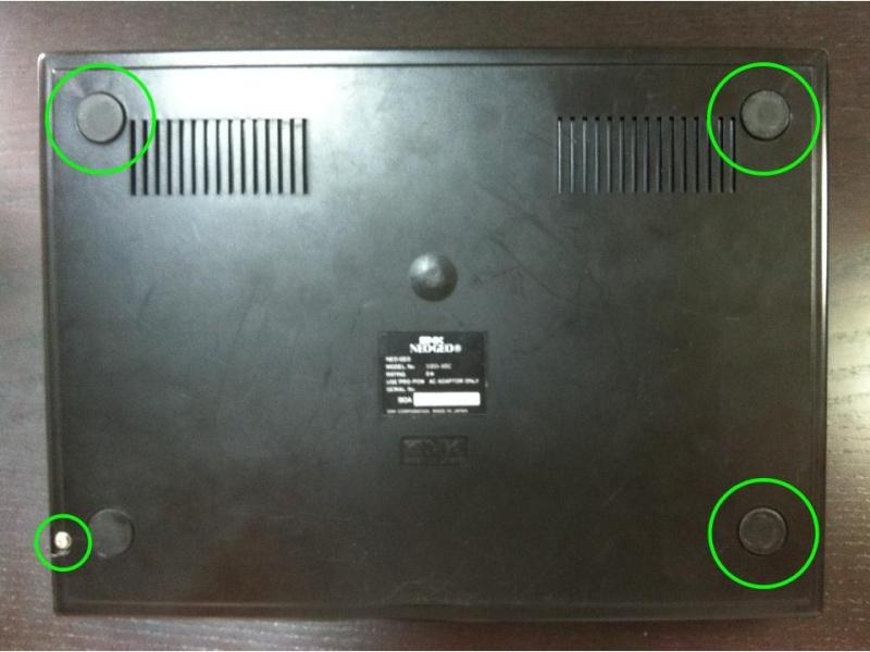 TUTO INSTALLATION UNIVERSE BIOS 3.0 NEO GEO AES 3-3 (serial:021239) Untitl10