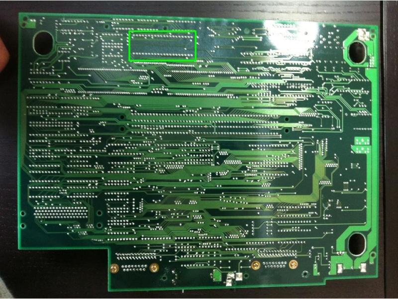 TUTO INSTALLATION UNIVERSE BIOS 3.0 NEO GEO AES 3-3 (serial:021239) Untitl11
