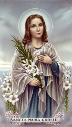 Sainte Maria Goretti, Vierge et Martyre ! Media-15
