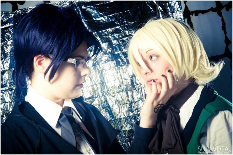 Alois cosplay Fandu12