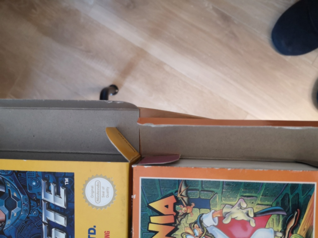 HELP - Doute sur l'authenticité d'une boite jeu super nintendo  Img_2010