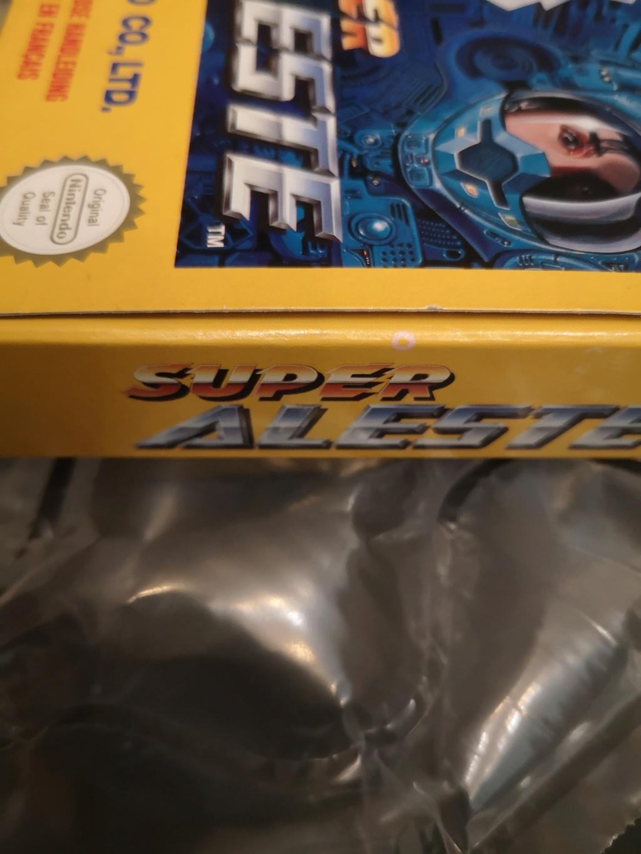 HELP - Doute sur l'authenticité d'une boite jeu super nintendo  Img_2011